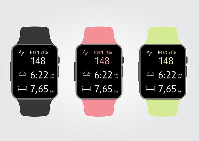 hodinky fitness