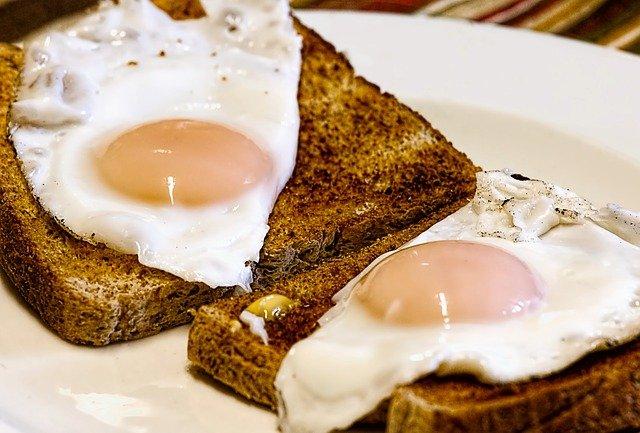 smažená vejce