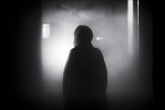 stín osoba