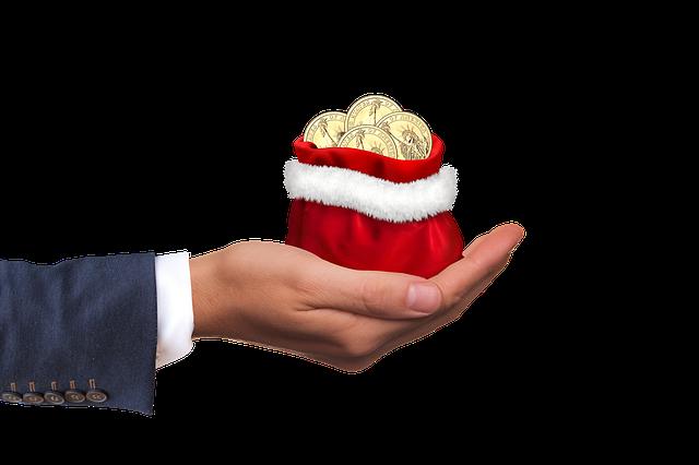 vánoční bonus