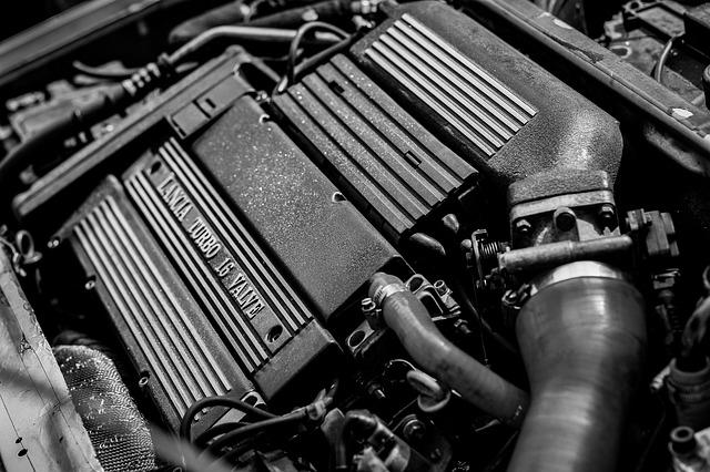 část motoru